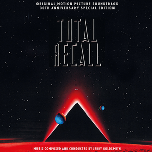 JERRY GOLDSMITH: Total Recall 3LP