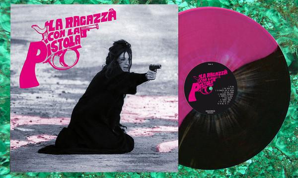 PEPPINO DE LUCA La Ragazza con la Pistola LP