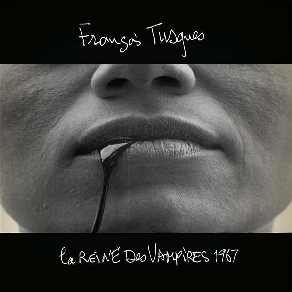 FRANCOIS TUSQUES: La Reine Des Vampires 1967 LP