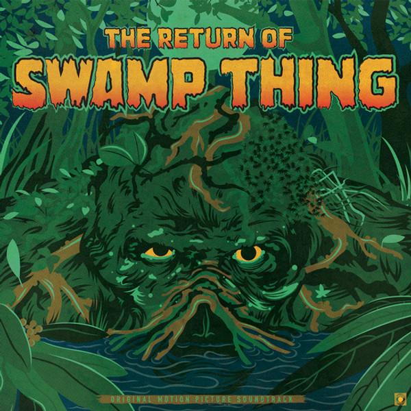 CHUCK CIRINO: The Return of Swamp Thing LP