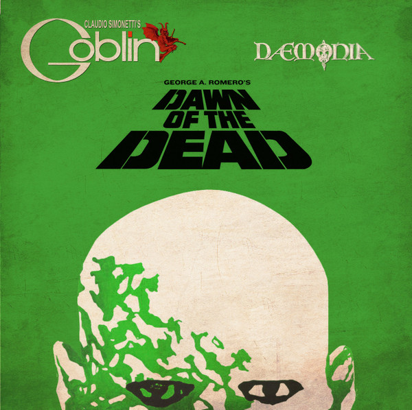 CLAUDIO SIMONETTI'S GOBLIN: Dawn Of The Dead Soundtrack 40th Anniversary Edition LP