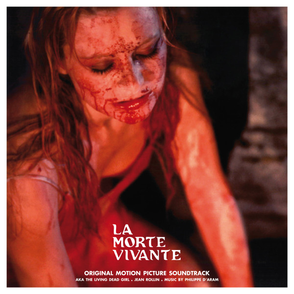 PHILIPPE D'ARAM: La Morte Vivante (The Living Dead Girl) LP
