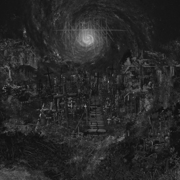 ABSTRACTER: Cinereous Incarnate LP