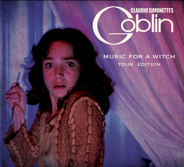 CLAUDIO SIMONETTI'S GOBLIN: Music For A Witch CD