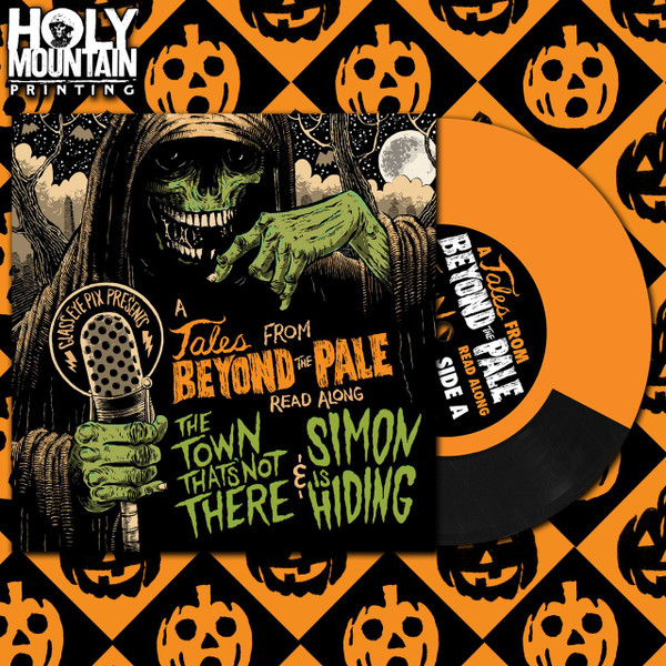 """TALES FROM BEYOND THE PALE READ ALONG (Half And Half) 7"""""""
