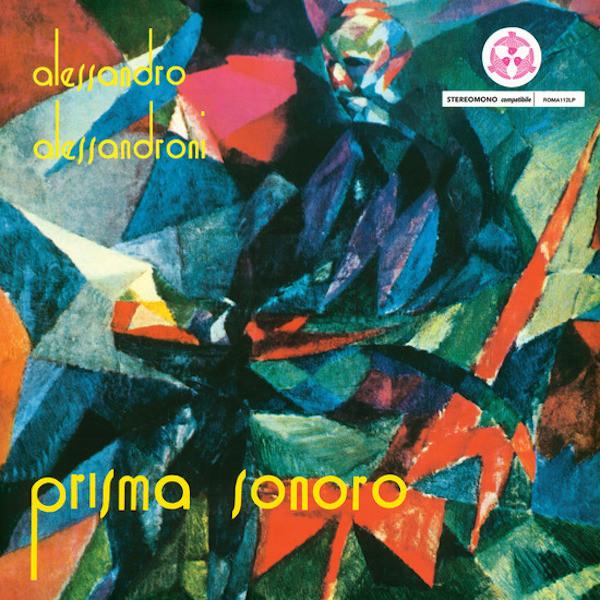 ALESSANDRO ALESSANDRONI: Prisma Sonoro LP