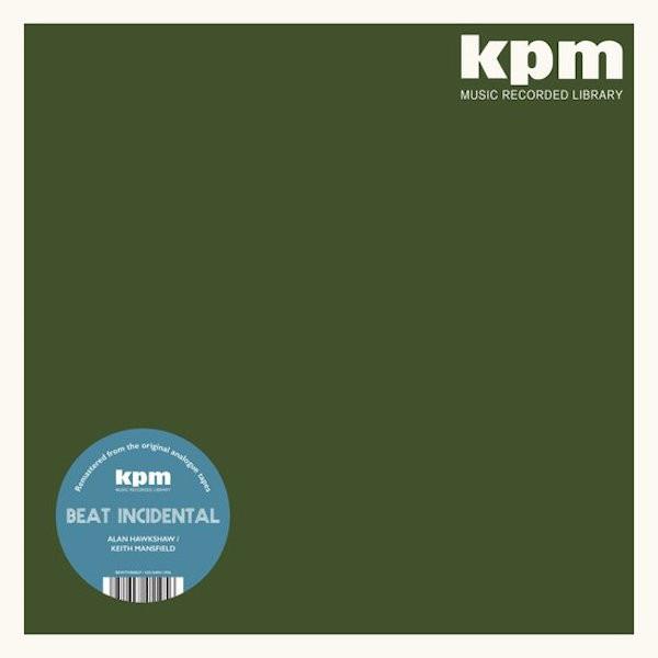 ALAN HAWKSHAW / KEITH MANSFIELD: Beat Incidental LP