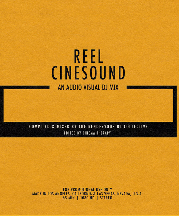 REEL CINESOUND (Standard Case Edition) BLU-RAY