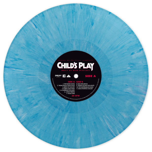 BEAR MCCREARY: Child's Play (2019): (Original Motion Picture Soundtrack) 2LP