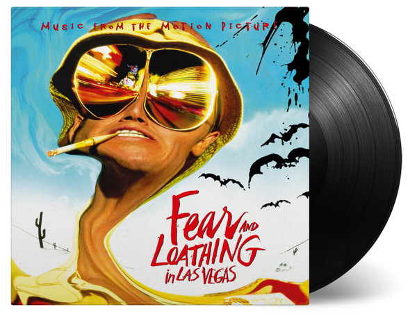 V/A: Fear And Loathing In Las Vegas (Soundtrack) 2LP
