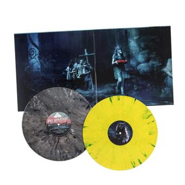 CHRISTOPHER YOUNG: PET SEMATARY (Original Motion Picture Soundtrack) 2LP