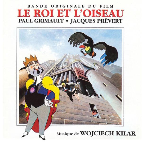 WOJCIECH KILAR: The King and the Mockingbird (Original Soundtrack) LP