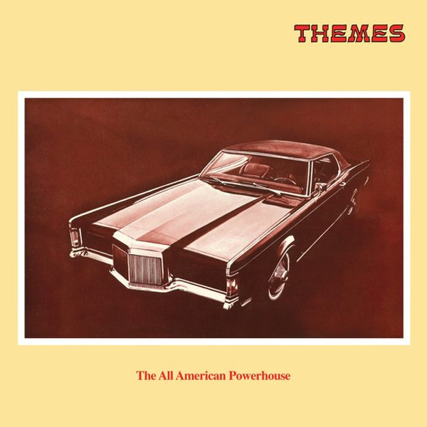 V/A: The All American Powerhouse (Themes) LP
