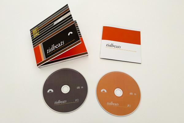 V/A: Tidbeats 4LP BOXSET