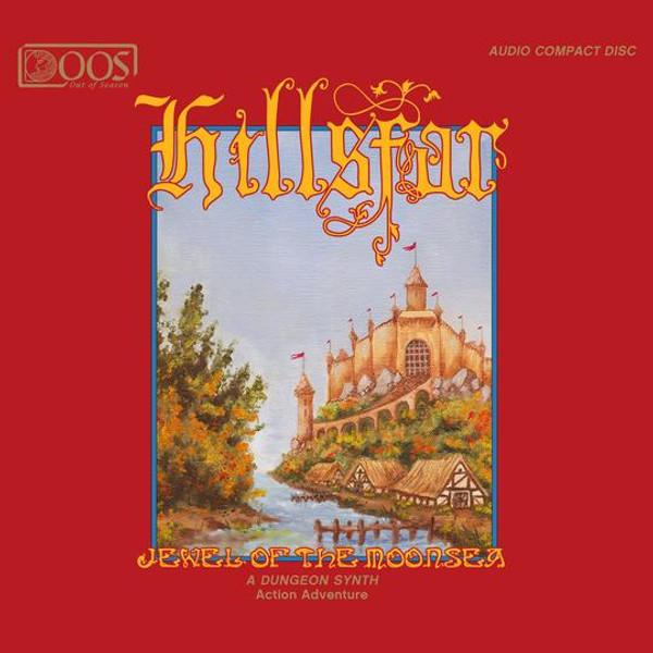 HILLSFAR: Jewel of the Moonsea CD