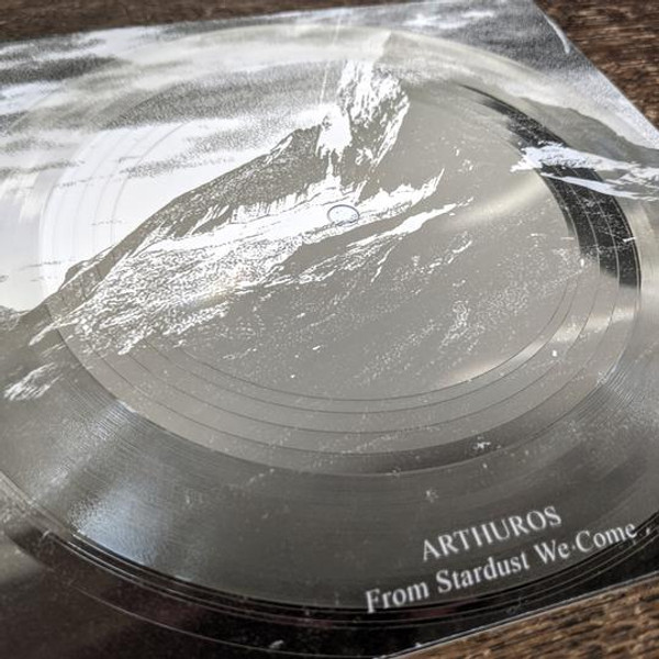 """ARTHUROS: From Stardust We Come 7"""" Flexi"""