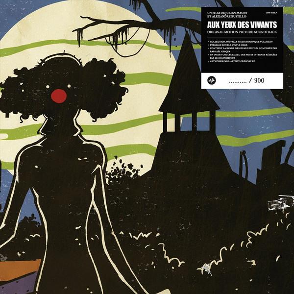 """RAPHAËL GESQUA: Among The Living """"Aux yeux des vivants"""" (Original Motion Picture Soundtrack) 2LP"""