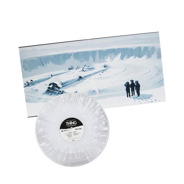 ENNIO MORRICONE / JOHN CARPENTER: The Thing (Deluxe Bundle W/ Slipcase) 2LP