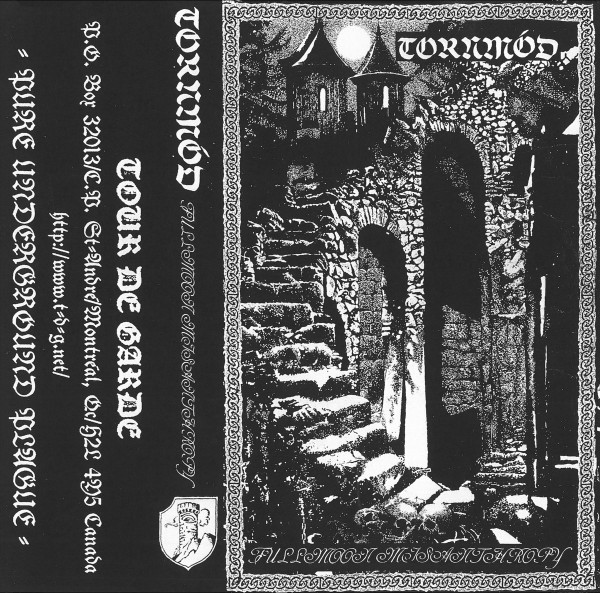 TORNMÓD: Fullmoon Misanthropy Cassette
