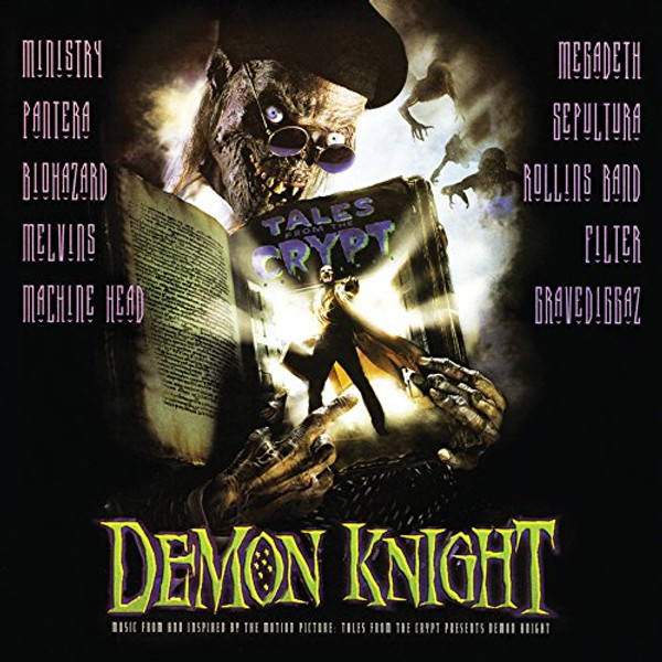 V/A: Tales From The Crypt Presents: Demon Knight (Green 'Demon Eye' vinyl) LP