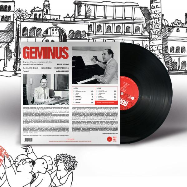 BRUNO NICOLAI: Geminus LP