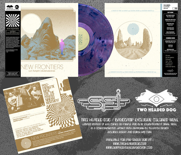 NEW FRONTIERS: (of) Inner Dimensions LP