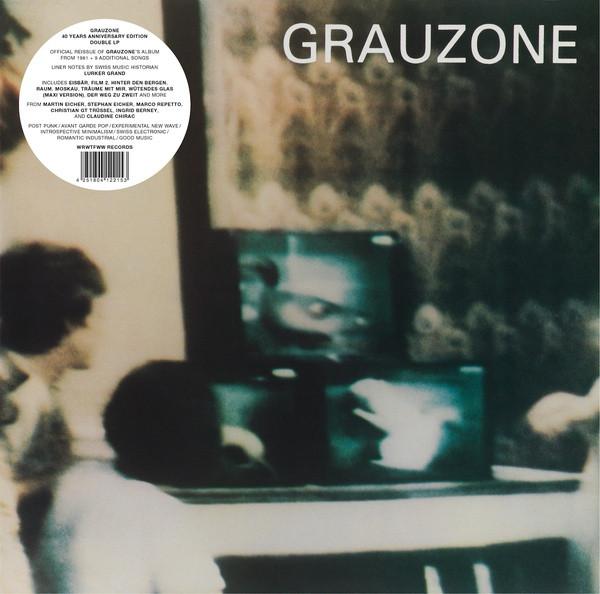 GRAUZONE: Grauzone (40 Years Anniversary Edition) 2LP