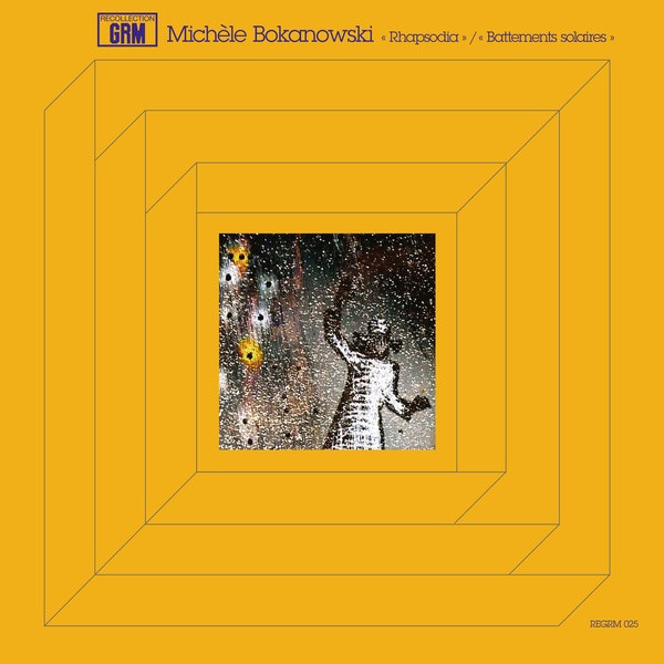 MICHELE BOKANOWSKI: Rhapsodia / Battements Solaires LP