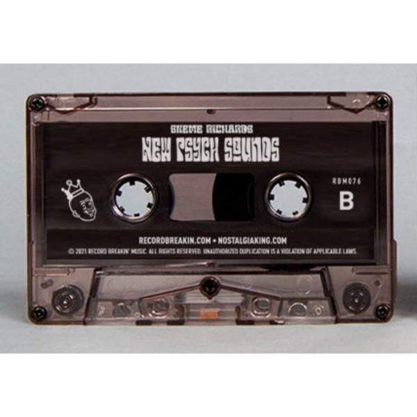 SKEME RICHARDS: New Psych Sounds Cassette