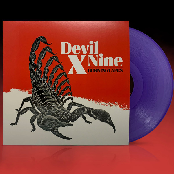 BURNINGTAPES: Devil x Nine LP