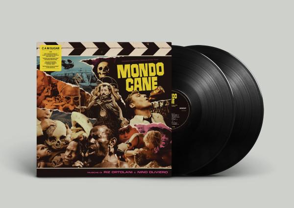 RIZ ORTOLANI & NINO OLIVIERO: Mondo Cane (Original Motion Picture Soundtrack) 2LP