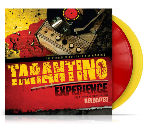 V/A: Tarantino Experience Reloaded (Soundtrack) (Red+Yellow Vinyl) 2LP