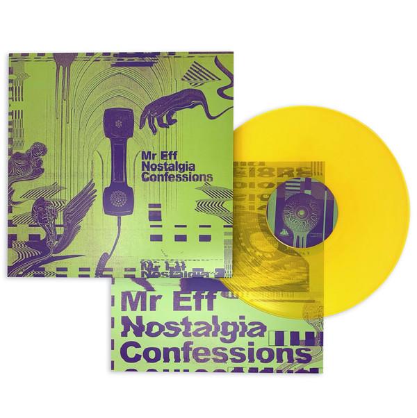MR. EFF: Nostalgia Confessions (Yellow Vinyl) LP