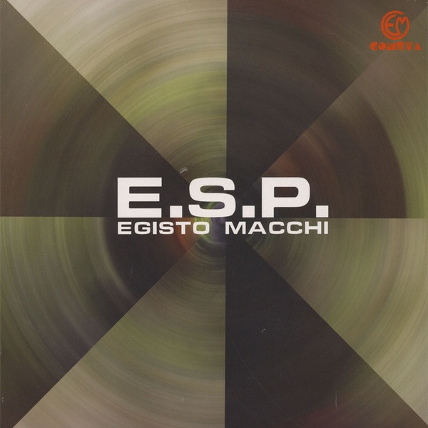 EGISTO MACCHI: E.S.P. LP