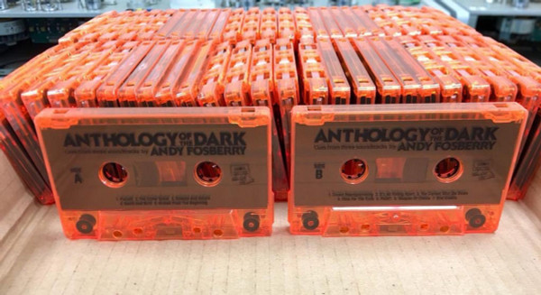 ANDY FOSBERRY: Anthology Of The Dark (Prototype variant) Cassette