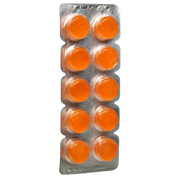 HAWKSMOOR: On Prescription (Lozenge Orange variant) Cassette