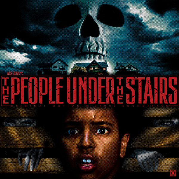 DON PEAKE: People Under the Stairs (Original Soundtrack) LP