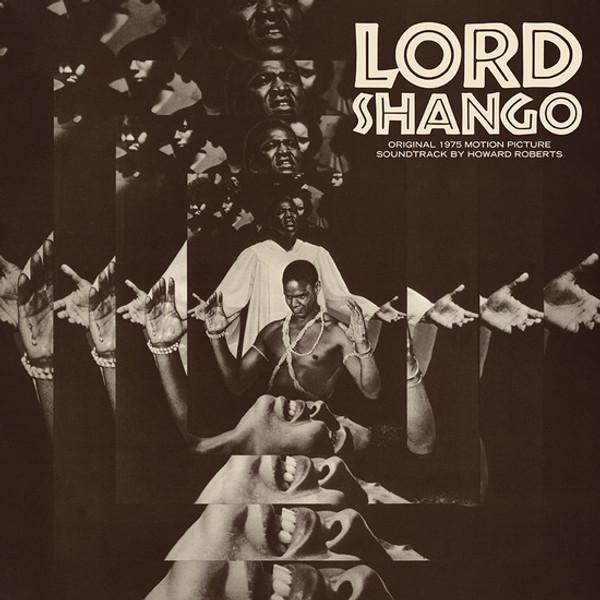 HOWARD ROBERTS: Lord Shango (Original Motion Picture Soundtrack) LP