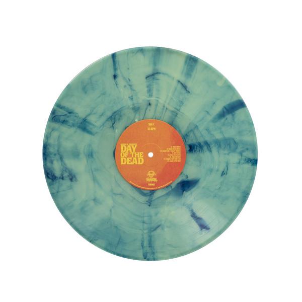 "JOHN HARRISON: Day Of The Dead (Original Score) (""Zombie Rot"" Colored Vinyl) 2LP"