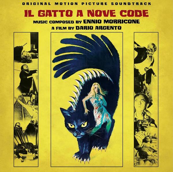 ENNIO MORRICONE: Il Gatto A Nove Code (Cat O'nine Tails Original Soundtrack) 50th Anniversary Edition