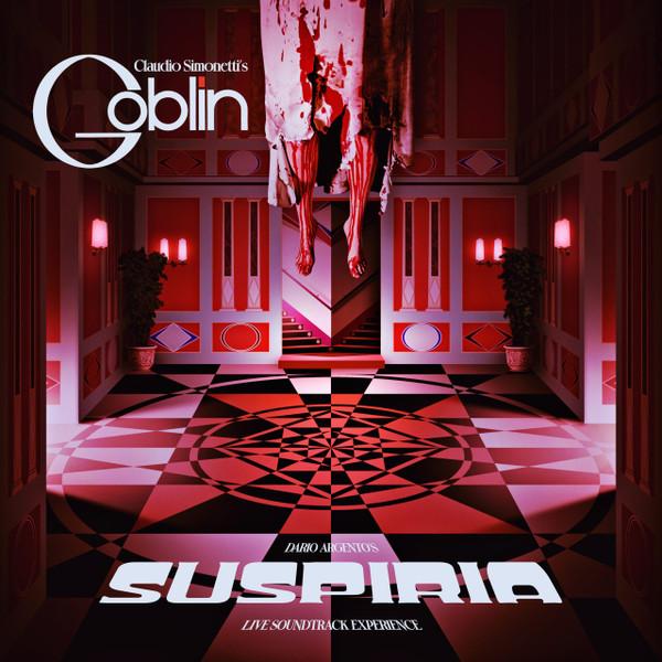 CLAUDIO SIMONETTI'S GOBLIN: Suspiria (Live Soundtrack Experience) (Red Vinyl) LP