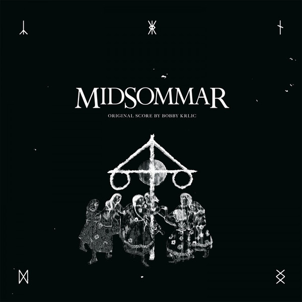 BOBBY KRLIC: Midsommar (Original Score) (White & Red Marbled) LP
