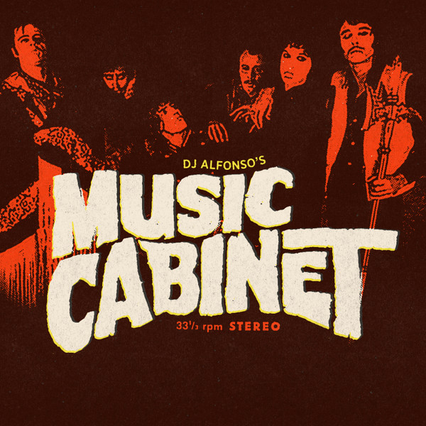 DJ Alfonso's MUSIC CABINET (Episode 32) Halloween Special 2021