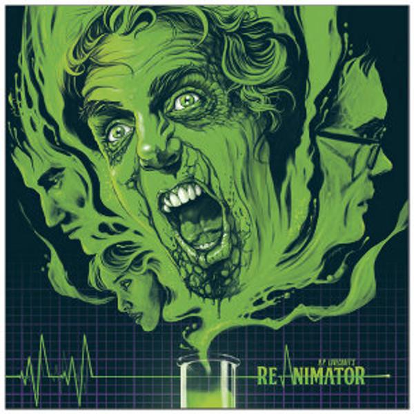 RICHARD BAND Re-Animator (Original Motion Picture Soundtrack) LP