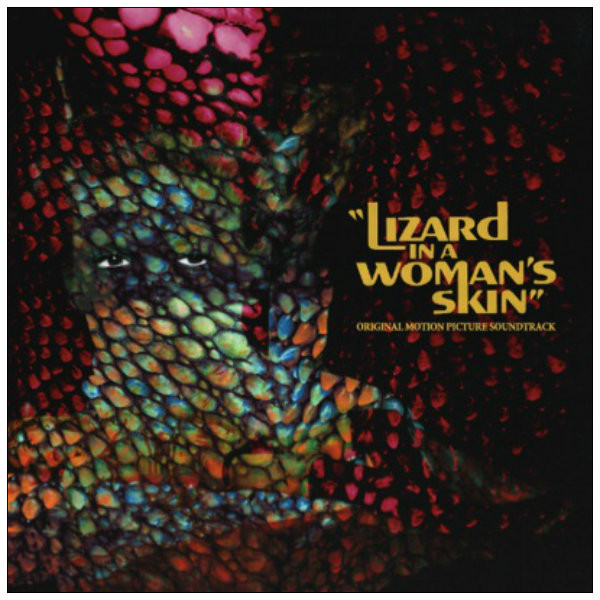 ENNIO MORRICONE Lizard In A Woman's Skin (Original Soundtrack) 2LP