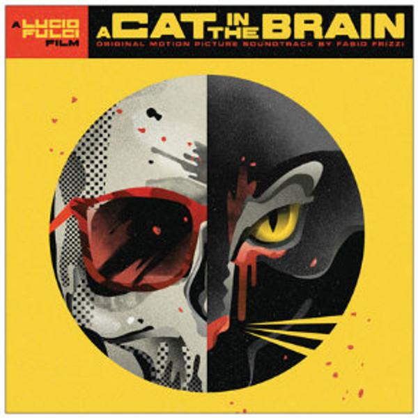 FABIO FRIZZI A Cat In The Brain (Original Score) LP