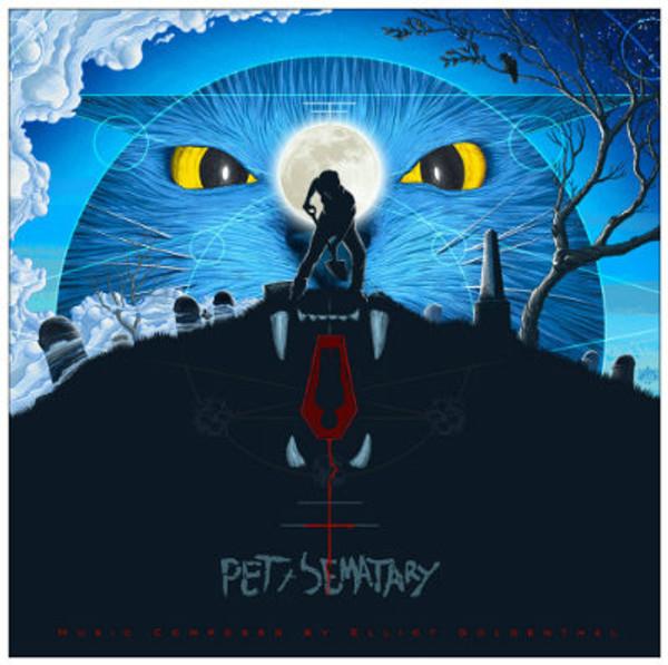 ELLIOT GOLDENTHAL Pet Sematary (Original Soundtrack) 2LP