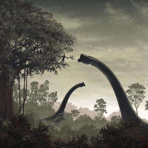 JOHN WILLIAMS Jurassic Park (Original Soundtrack) 2LP