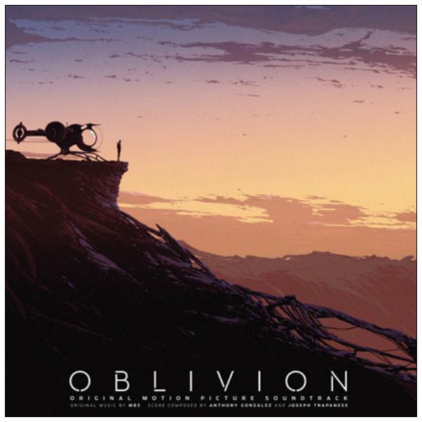M83, ANTHONY GONZALEZ, JOSEPH TRAPENESE Oblivion - Original Motion Picture Soundtrack 2LP