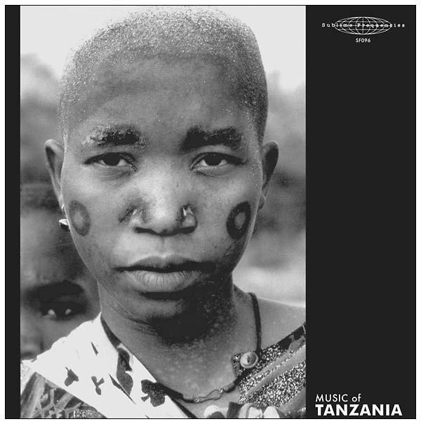 VA Music of Tanzania 2LP